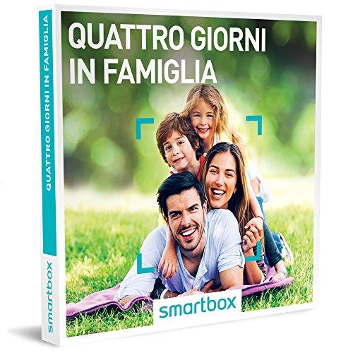 SMARTBOX - Cofanetto regalo famiglia - idee regalo originale - 4...