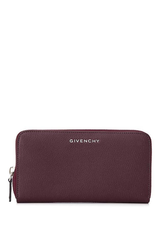 マイコン余暇賭け(GIVENCHY)ジバンシィ ゴートスキンレザー 長財布 レディース 新品