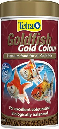 Tetra Goldfish - Cibo per Pesci Dorati, per Pesci Rossi, 75 g