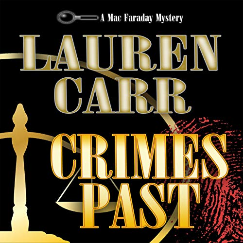 Crimes Past audiobook cover art