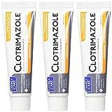 Family Care Clotrimazole Anti-Fungal Cream, 1% USP (3)