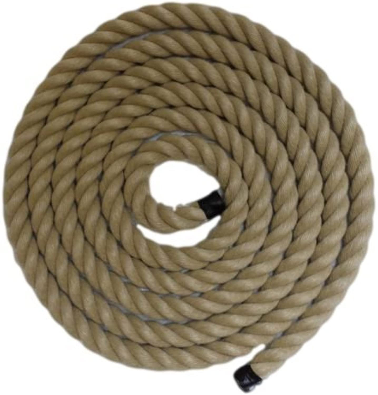 RopeServices EU 44 mm mm mm Terrassendielen Seil, aus synthetischem Hanf, Hanf Freizeit Fitness Training B00HVFWPYQ  Produktqualität b1f8b7