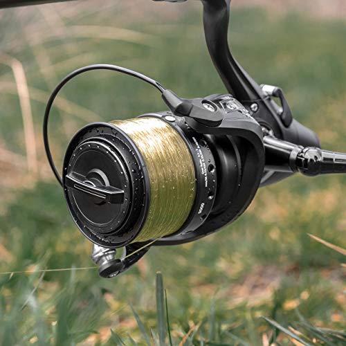 Atlas Baitrunner Reel [9000 Series] - Fishing Reel with 5.1:1 Gear Ratio | 12+1 Stainless Steel BB Fishing Reels | 0.35mm/380m Line Capacity Spinning Reel