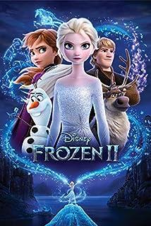Disney PP34586 Frozen 2-Maxi Poster 61 x 91.5 cm (Magic), Multi-Colour, 5 cm