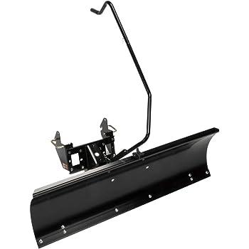 Arnold 19A30017OEM 46-Inch Snow Blade Attachment, 46 Inch, Black