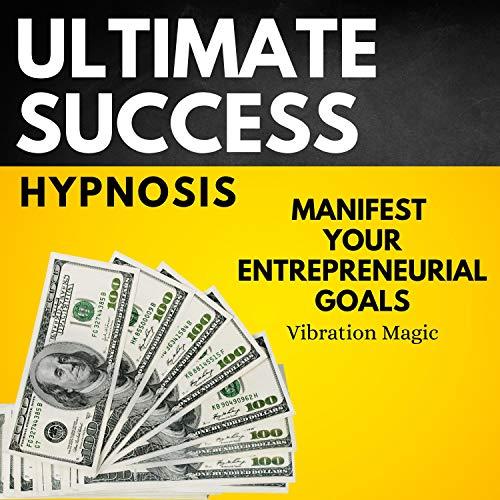 『Ultimate Success Hypnosis』のカバーアート