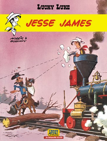 Les Indispensables de la BD, Lucky Luke, tome 4 : Jesse James
