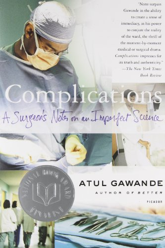 Complications: A Surgeon's Notes on an Imperfect Scienceの詳細を見る
