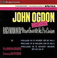 Rachmaninov: Piano Concerto No [12 inch Analog]