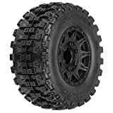 Pro-line Racing Badlands MX28 HP 2.8' Belted Mounted Raid Tires, 6x30 F/R (2), PRO1017410