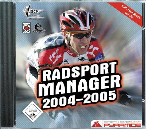 Radsport Manager 2004/2005 (Software Pyramide)