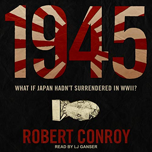 1945 audiobook cover art