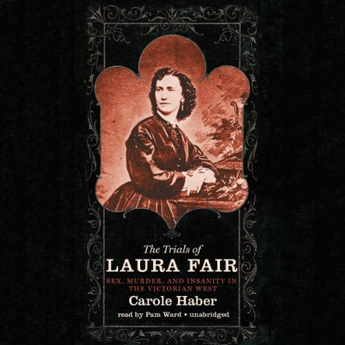 The Trials of Laura Fair copertina