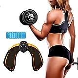 Butt Toner Hips Abs Trainer Upgrade - Muscle Fitness Stimulator Enhancer...
