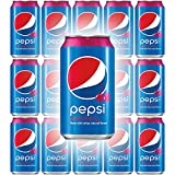 Pepsi Wild Cherry, 12 Fl Oz Cans (Pack of 15,...