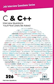 C & C++ Interview Questions You'll Most Likely Be Asked (Job Interview Questions series)