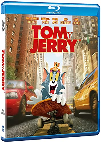 Tom y Jerry [Blu-ray]