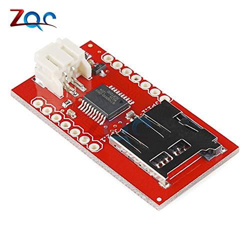 WTV020SD Audio-Modul Micro-SD-Karte Sound-Modul SpielGeräte-Modul auf Lager