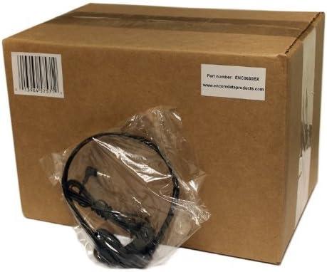 Encore ENC-06 50 Pack Budget Stereo Classroom Headphones Bulk DISPOSABLE
