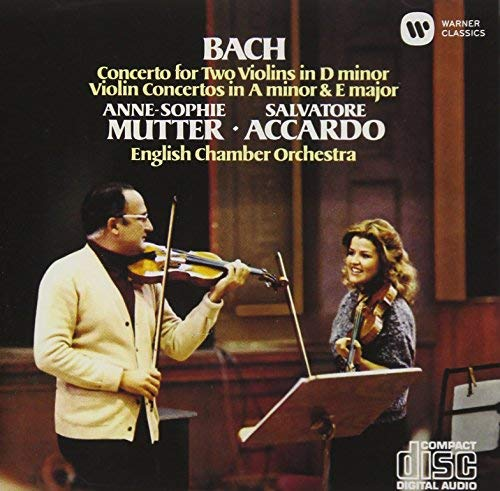 Bach: Concerto For Two Violins In D