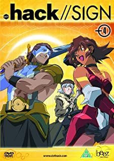 Hack // Sign - Vol. 4 [DVD]