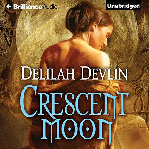 Crescent Moon  By  cover art