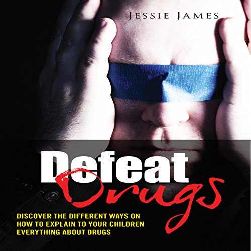 Defeat Drugs audiobook cover art