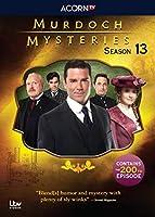 Murdoch Mysteries: Season 13 [DVD]
