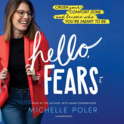 Hello, Fears Audiobook By Michelle Poler cover art
