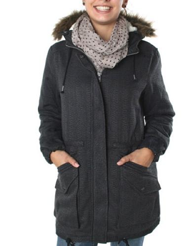 Billabong Damen Jacke LEOCADIE, black, L