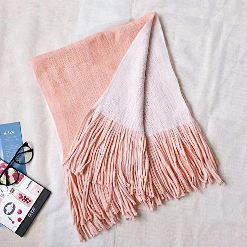 Student schattige winter sjaal, meisje hart paar sjaal, herfst en winter wilde sjaal