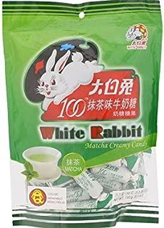 White Rabbit Matcha Creamy Candy