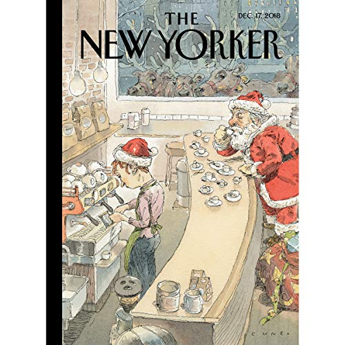 The New Yorker, December 17th 2018 (Ariel Levy, William Finnegan, Elizabeth Kolbert) audiobook cover art