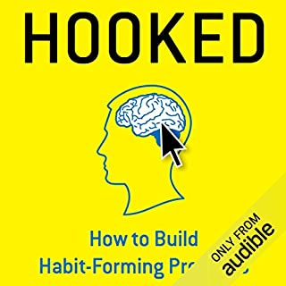 Hooked: How to Build Habit-Forming Products cover art