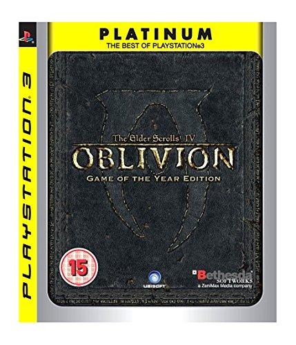 Ubisoft The Elder Scrolls IV: Oblivion - Game of the Year - Platinum (PS3) vídeo - Juego (PlayStation 3, RPG (juego de rol))