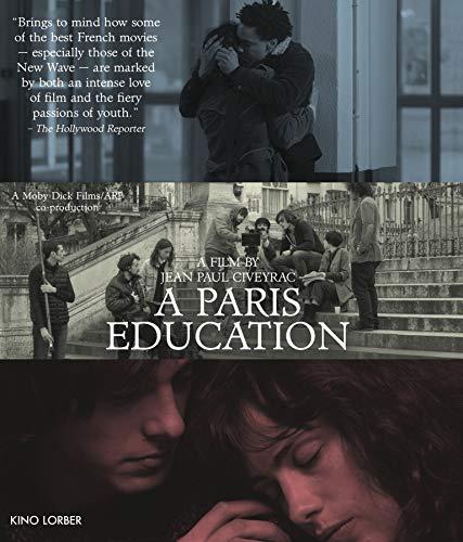 Paris Education (2018) [Blu-ray]