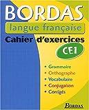 BLF - CAHIER D'EXERCICES CE1 (Ancienne Edition)