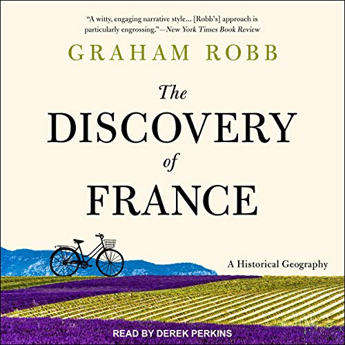 The Discovery of France cover art