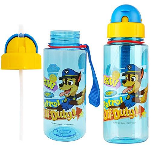 Botellas De Agua Para Niños Con Pajita Marca SZWL