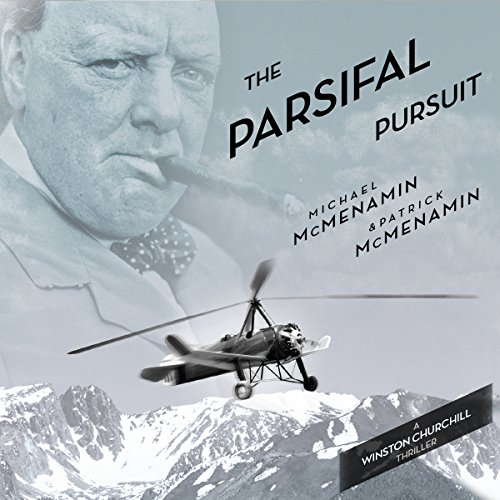 The Parsifal Pursuit (Winston Churchill Thrillers) audiobook cover art