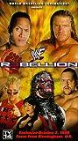 WWF: Rebellion 1999 [VHS]