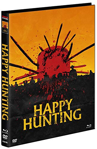 Happy Hunting - Uncut - Mediabook - Limited Uncut Edition (+ DVD), Cover C [Blu-ray]