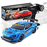 Mogicry Beruf Fernbedienung Rennwagen bergro en Allradantrieb Lade High Speed Wireless Drift PVC Auto Shell Suspension Drift Sportwagen Adult Racing Car Geschenk f r Kinder 3
