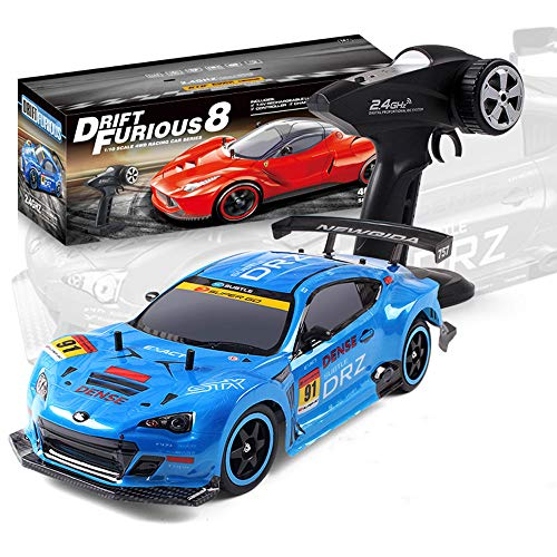 Mogicry Beruf Fernbedienung Rennwagen bergro en Allradantrieb Lade High Speed Wireless Drift PVC Auto Shell Suspension Drift Sportwagen Adult Racing Car Geschenk f r Kinder 3*