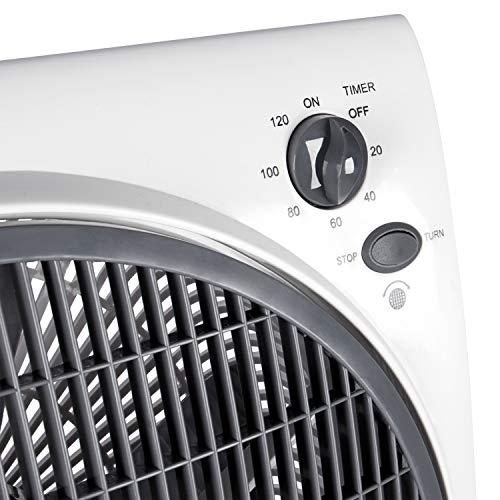 Tecvance Box – Ventilator/ Windemaschine Bild 3*