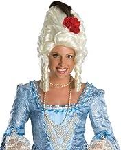 Rubie's Costume Marie Antoinette Wig with Rose