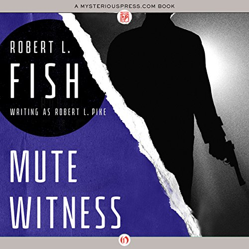 Mute Witness audiobook cover art
