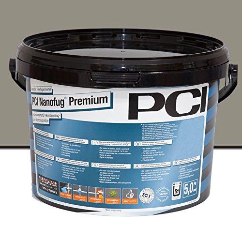 PCI 3001/1 Nanofug Fugenmörtel, Zementgrau