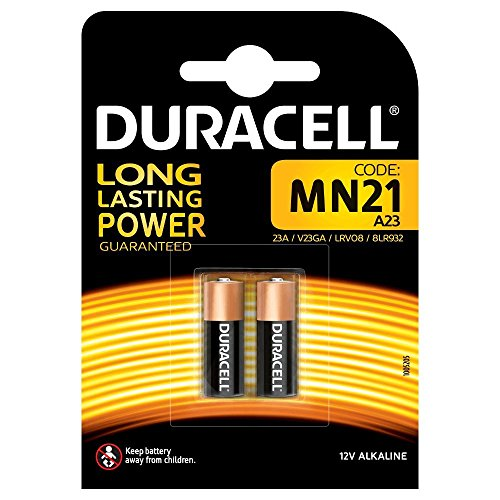 Duracell Security MN21 (1 Packung = 10 Batterien)