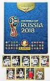 Panini WM 2018Rusia–Álbum de Lee Hard Cover + Set Todos los 9Pegatinas M1–M9mcdo nalds
